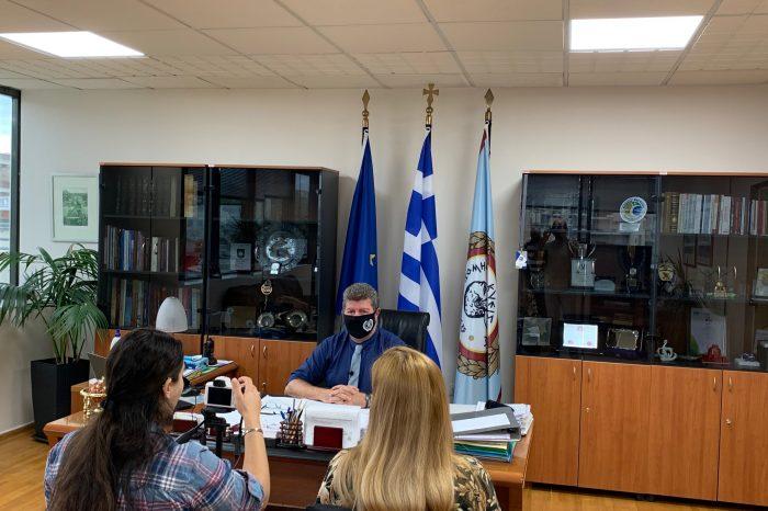 Συνέντευξη Δημάρχου Αιγάλεω στο GreenAttica.gr Web Tv