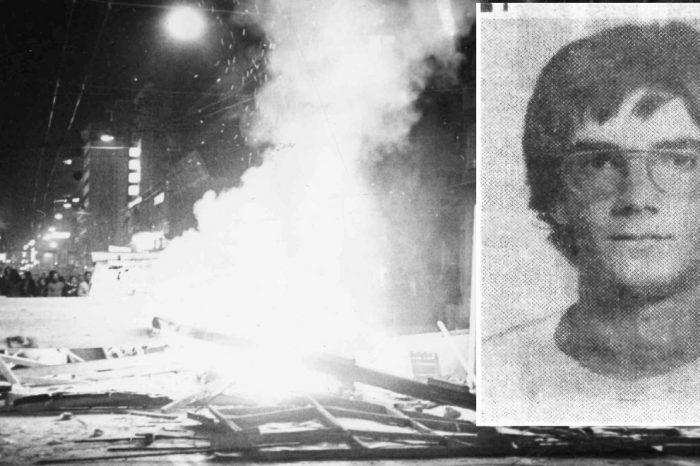 Διομήδης Κομνηνός: «Το αγόρι που νίκησε τα τανκς» - O πρώτος νεκρός του Πολυτεχνείου