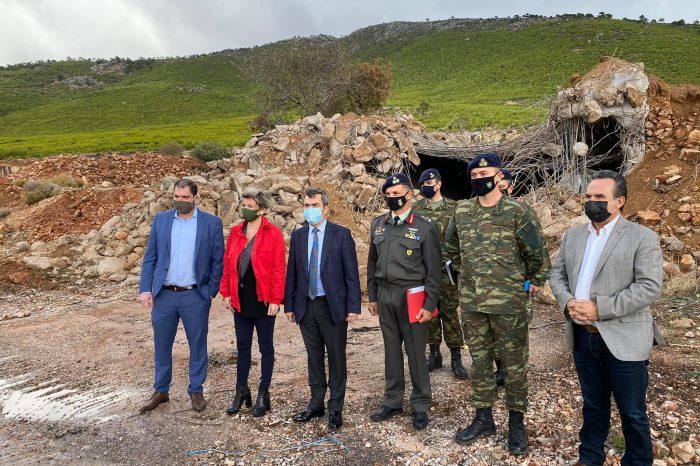 Γ. Δημόπουλος: Απαρχή απομάκρυνσης των φυλακών Κορυδαλλού σε εξέλιξη