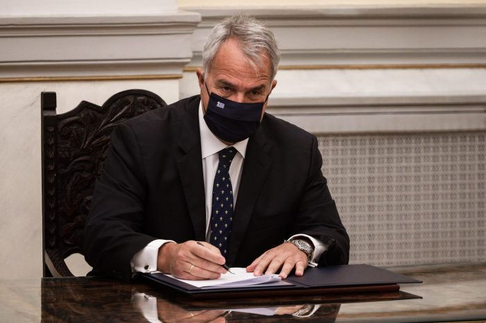Μ. Βορίδης : Οφείλω να ευχαριστήσω τον Πρωθυπουργό