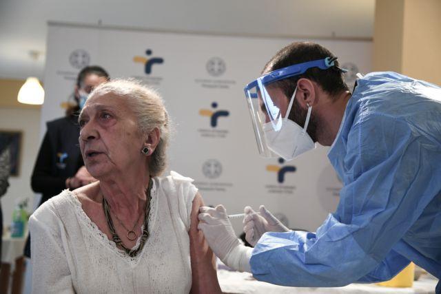 Toν εμβολιασμό των ατόμων με αναπηρία και των ηλικιωμένων που δεν μπορούν να μετακινηθούν, προτίθεται να αναλάβει η Περιφέρεια Αττικής και o ΙΣΑ