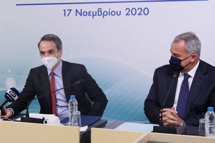Μητσοτάκης – Βορίδης: Έρχεται νέος εκλογικός νόμος για την Αυτοδιοίκηση & αξιολόγηση, μόνιμη τηλεργασία στο Δημόσιο