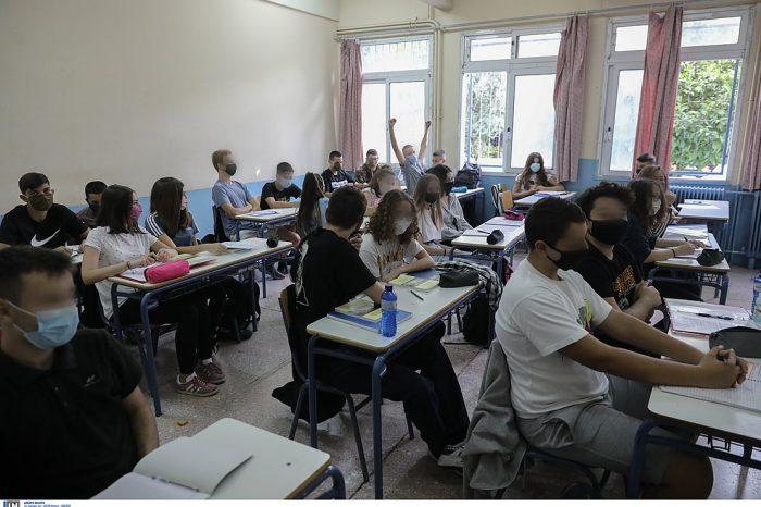 Ανοίγουν τα Λύκεια τη Δευτέρα με 2 self test την εβδομάδα για μαθητές, εκπαιδευτικούς