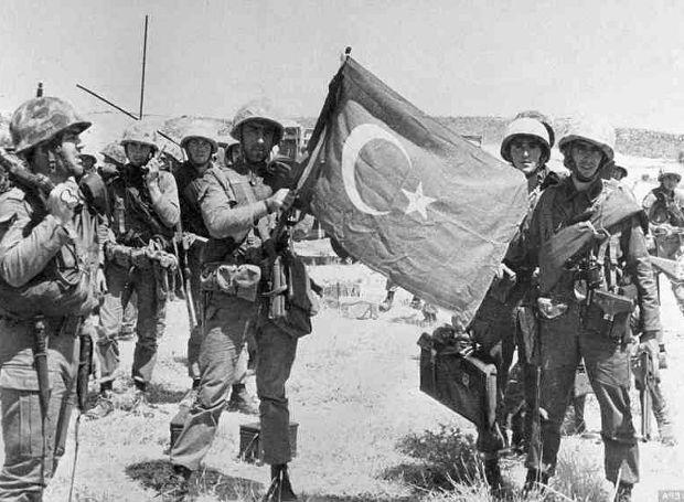 Σαν σήμερα 20 Ιουλίου 1974: Η τουρκική εισβολή στην Κύπρο
