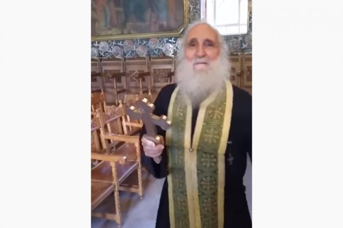 Θλίψη για τον πατήρ Στέφανο προϊστάμενο του Ι.Ν. Αγίων Αναργύρων του πρώην Λοιμωδών