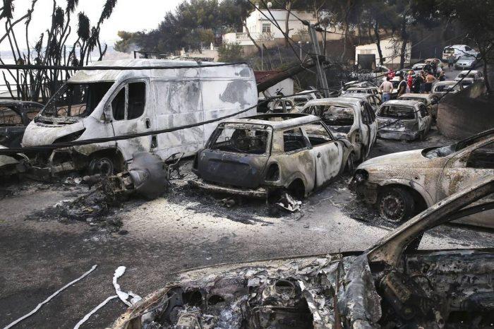 Μάτι: Τρία χρόνια από τη φονική πυρκαγιά – Το πόρισμα φωτιά, τα λάθη και οι αλληλοκατηγορίες