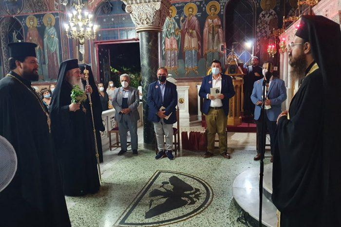 Η εορτή του Γενεσίου της Θεοτόκου στην Αγία Βαρβάρα