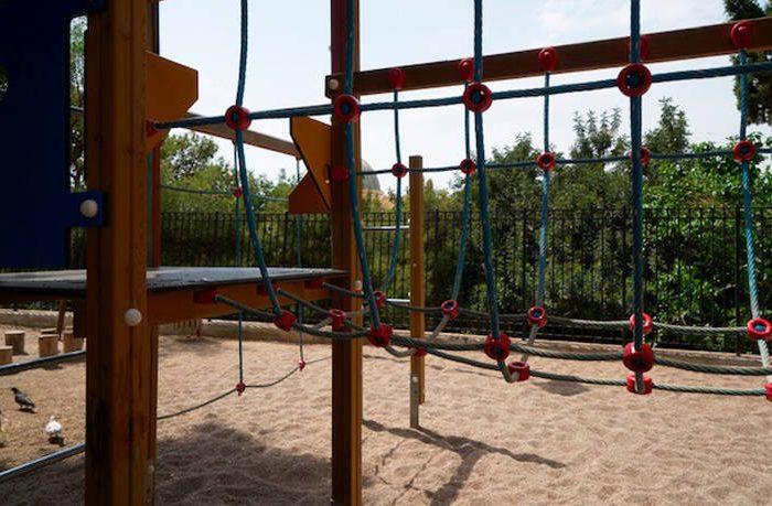 Αναβαθμίζονται 22 παιδικές χαρές στο Χαϊδάρι