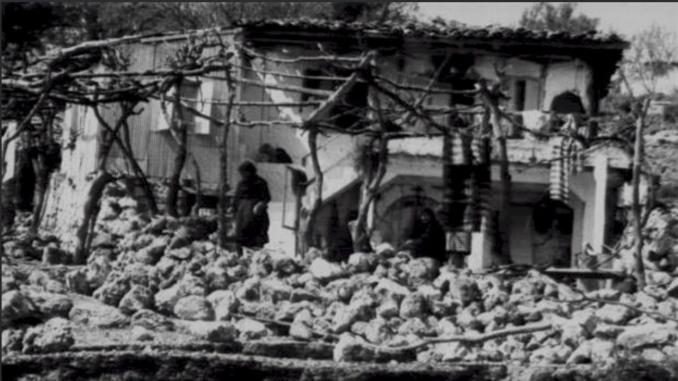 Σαν Σήμερα: 1914 σεισμός και τσουνάμι στην Λευκάδα