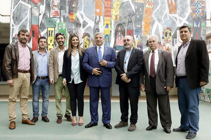 Στην Αγία Βαρβάρα ο Περιφερειάρχης Γ. Πατούλης και η Υφυπουργός Σ. Ζαχαράκη με αφορμή την Παγκόσμια Ημέρα για τα δικαιώματα του Παιδιού