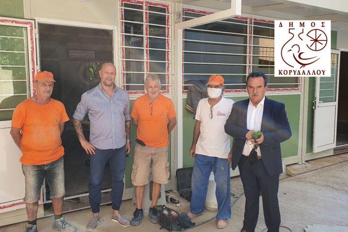 Ευχαριστήριο μήνυμα τουΑντιδημάρχουΑπόστολου Αρώνη στους εργαζόμενους του δήμου