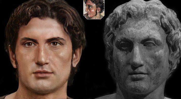 Εκπληκτικό πρότζεκτ: Πώς μπορεί να ήταν Μέγας Αλέξανδρος, Σωκράτης, Ομηρος και άλλες ιστορικές μορφές [εικόνες]