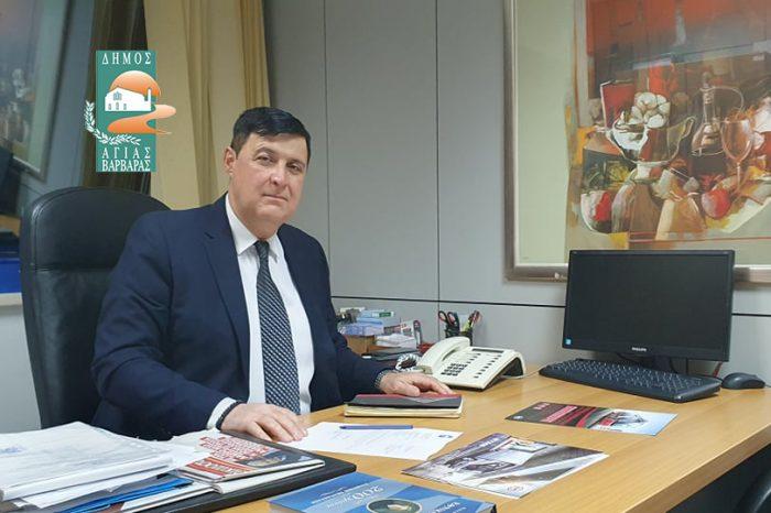 Ο αντιδήμαρχος Γιάννης Πουλάκης διαψεύδει ανυπόστατο δημοσίευμα τοπικής ιστοστελίδας