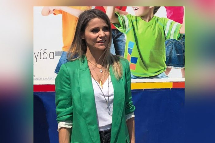 Ελένη Μπέλλα: Τόλμησα γι' αυτό παύθηκα