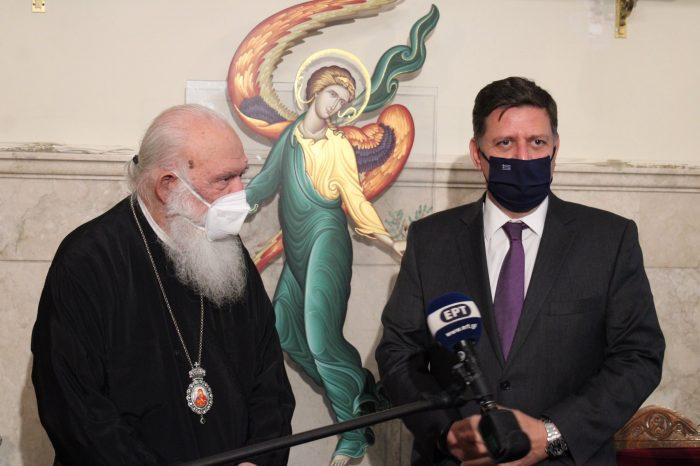 Μ. Βαρβιτσιώτης: Να ακουστεί η φωνή της Εκκλησίας στη Διάσκεψη για το Μέλλον της Ευρώπης