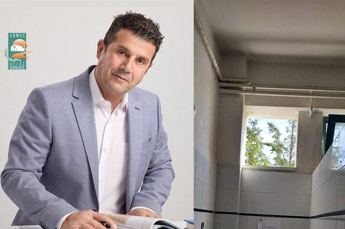 Δ. Σωτηρόπουλος: Συνεχίζουμε το έργο μας με στόχο την ασφάλεια και την ευημερία όλων των δημοτών και ιδίως των παιδιών