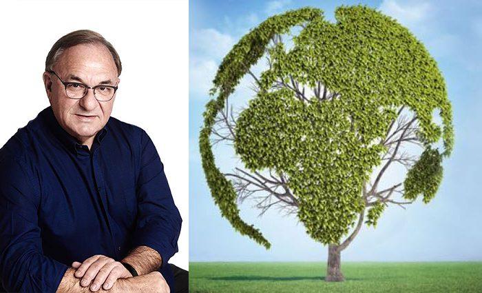 Δημήτρης Καλογερόπουλος για την Παγκόσμια Ημέρα Περιβάλλοντος