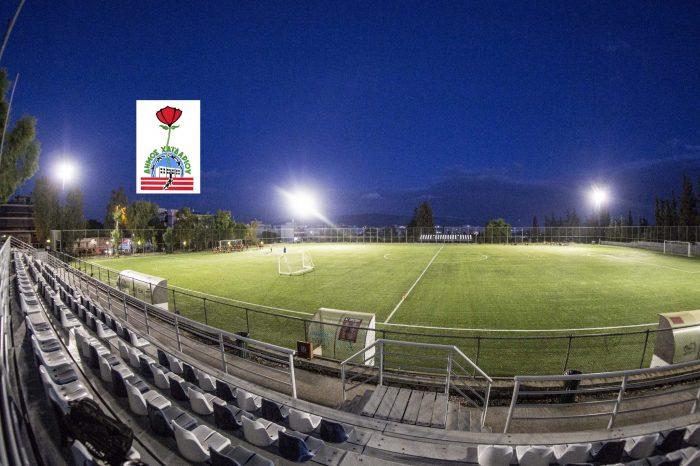 Την αναβάθμιση των αθλητικών χώρων σε όλο το Χαϊδάρι διεκδικεί ο Δήμος από την Περιφέρεια Αττικής