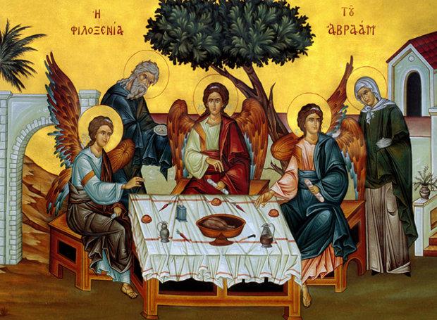 21 Ιουνίου: Η εορτή του Αγίου Πνεύματος