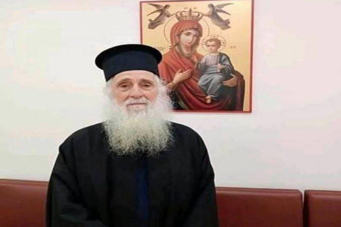 Δήλωση του δημάρχου κ. Λάμπρου Μίχου για την κοίμηση του πατήρ Στεφάνου