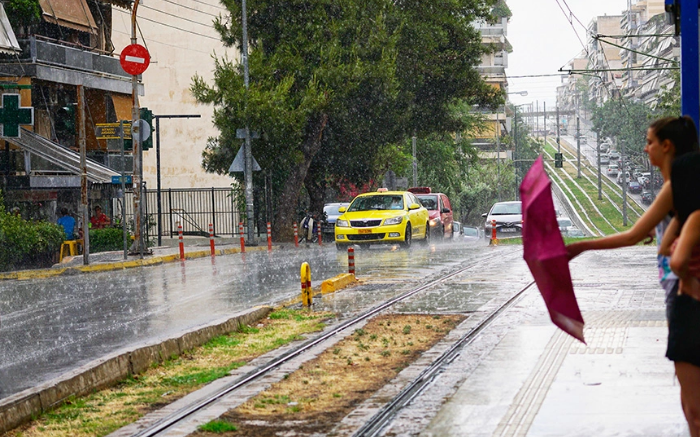 Καιρός: Κατεβαίνει στην Ελλάδα η «ψυχρή λίμνη» που χτύπησε τη Γερμανία - Καταιγίδες μετά τον καύσωνα