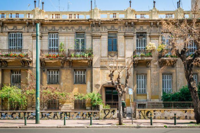 Η παλαιότερη πολυκατοικία της Αθήνας: Η ωραία των Αθηνών