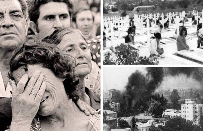 Ν. Γιαννακοπούλου: Σαράντα επτά χρόνια απ' την τουρκική εισβολή στην Κύπρο, δεν ξεχνάμε