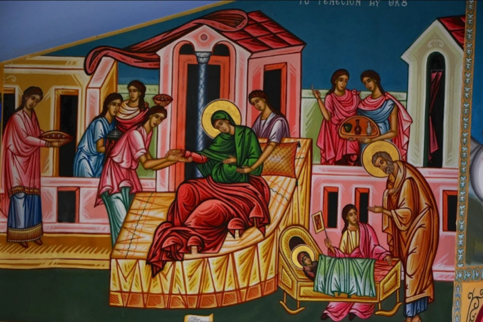 8 ΣΕΠΤΕΜΒΡΙΟΥ- ΤΟ ΓΕΝΕΣΙΟΝ ΤΗΣ ΘΕΟΤΟΚΟΥ