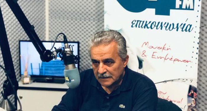 Λάμπρος Μίχος: «Ιδιαίτερα ενήμερος ο Πρωθυπουργός για τα προβλήματα της Δυτικής Αθήνας»