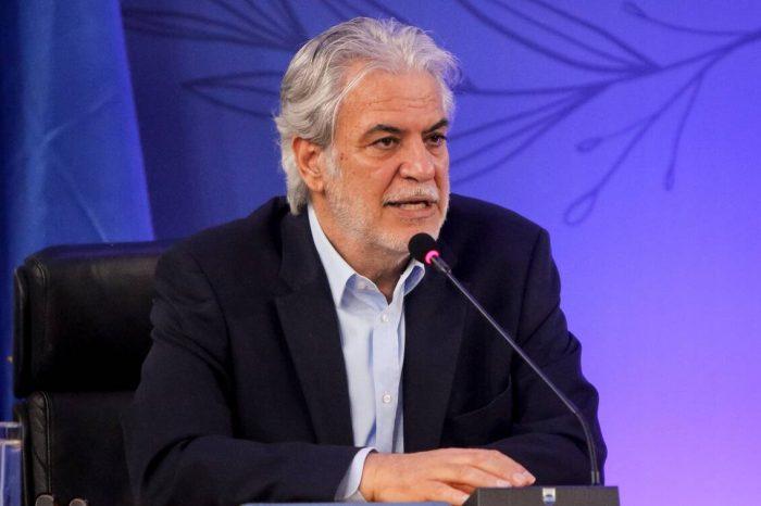 Χρήστος Στυλιανίδης: Αυτός είναι ο νέος υπουργός Πολιτικής Προστασίας