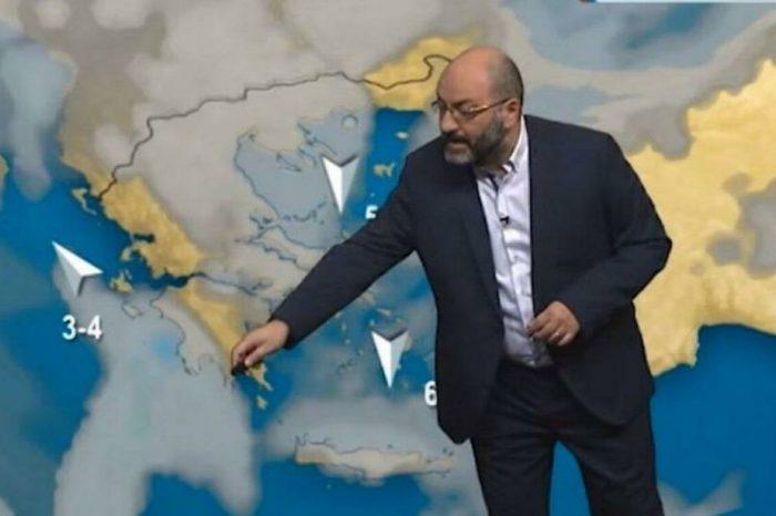 Αρναούτογλου: Έρχεται χειρότερη κακοκαιρία & με χιόνια -Έκκληση προς Δήμους