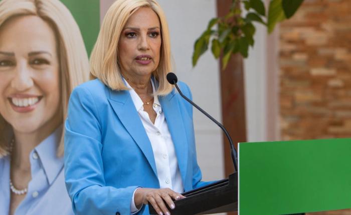 Η Φώφη είπε «όχι» στην υποψηφιότητα για την ηγεσία του ΚΙΝΑΛ για να δώσει τη νέα μάχη της με τον καρκίνο